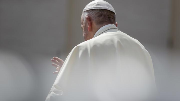 Папа Римский Франциск рассказал о своем еврейском психоаналитике