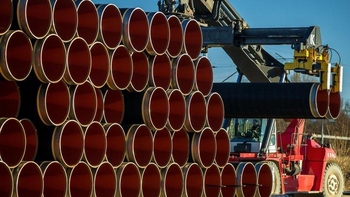 Под давлением Дания начала думать о запрете строительства Северного потока-2