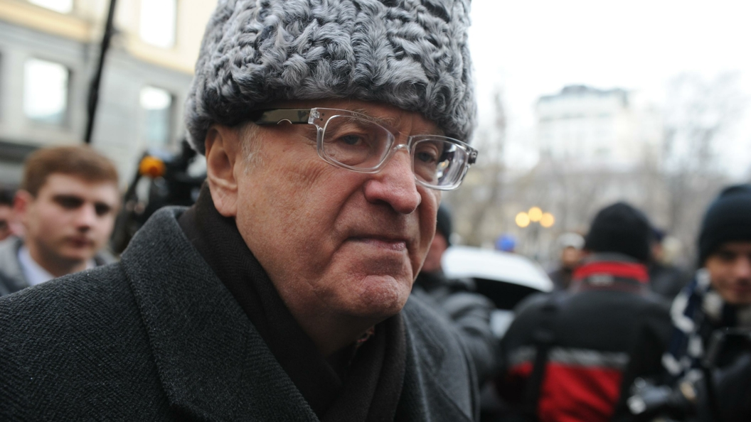 Если бы я был президентом: Жириновский предложил сменить Лаврова