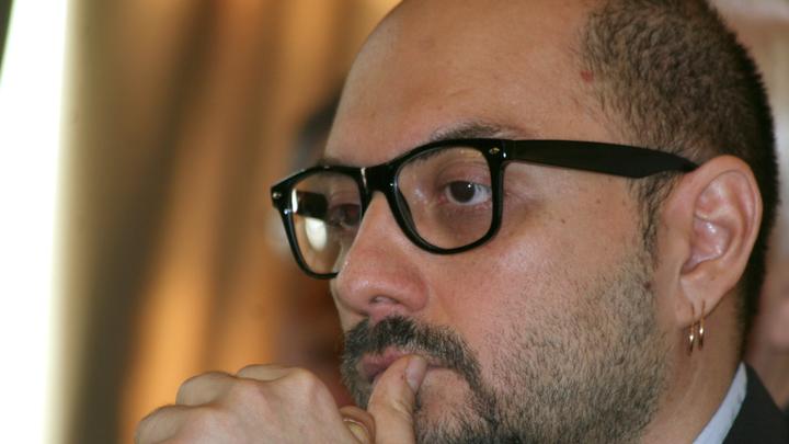 Заднюю включил: Серебренников заявил о невмешательстве в дела бухгалтерии Седьмой студии