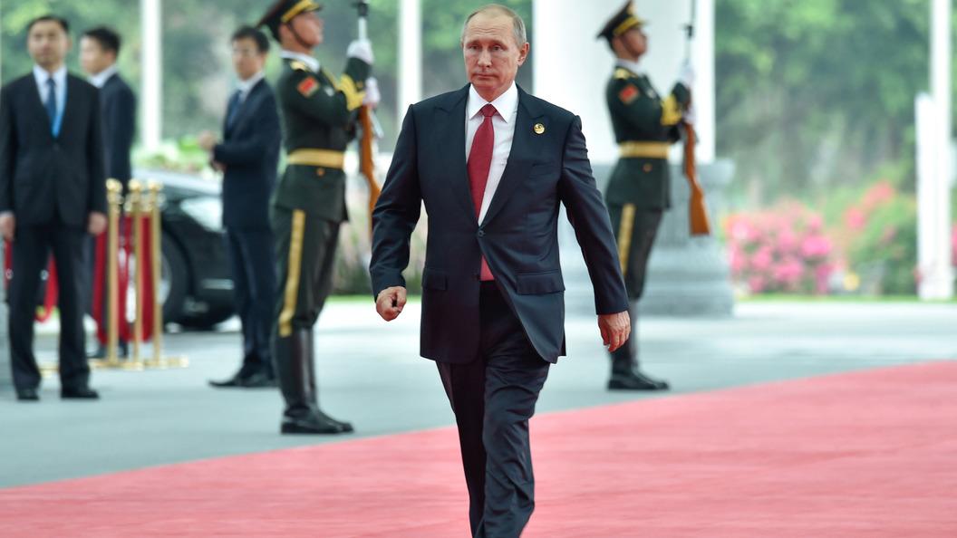 Путин:Посмотрим, как эффективно работает хваленая американская судебная система