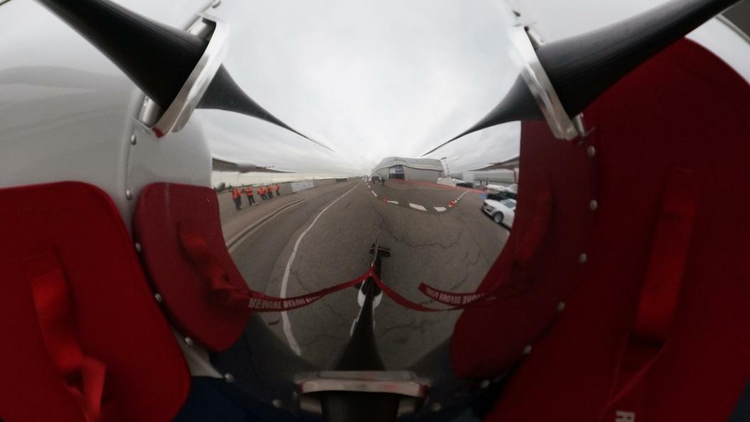 В результате крушения истребителяF-16 в Аризоне погиб пилот