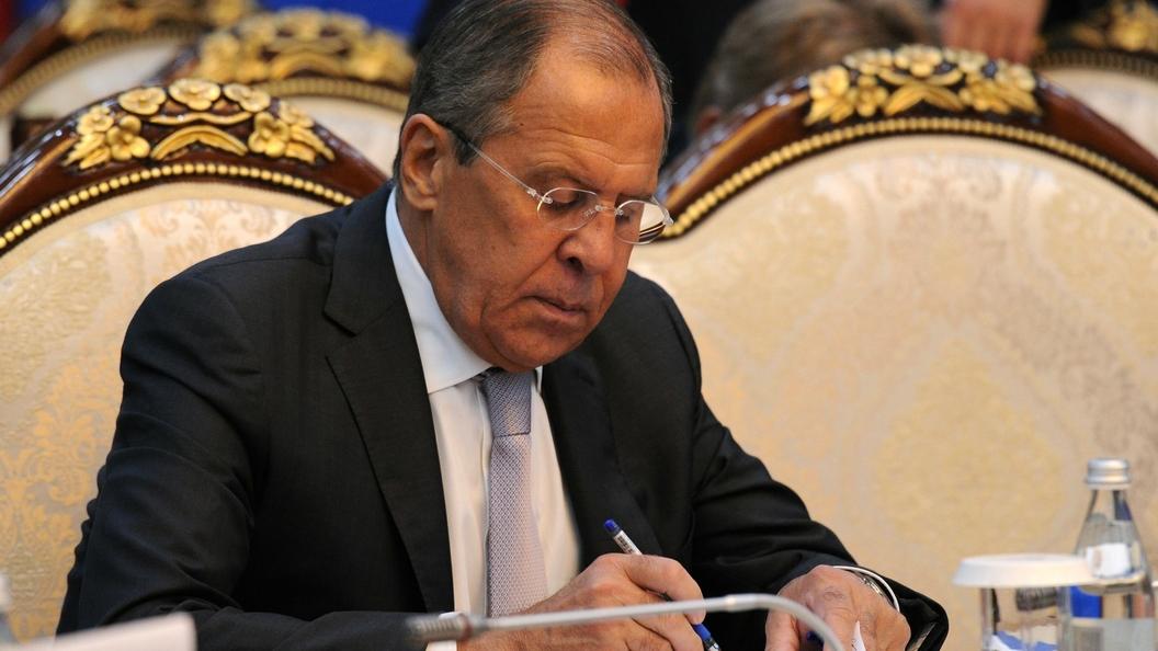 Лавров: Россия обращается в суд из-за ареста собственности, а не закрытия дипмиссии