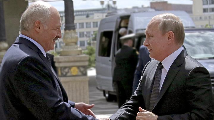 Как Лукашенко защищает интересы России