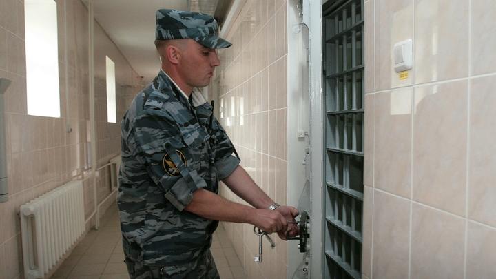 Участника незаконной акции на Тверской отправили в тюрьму за избиение полицейского