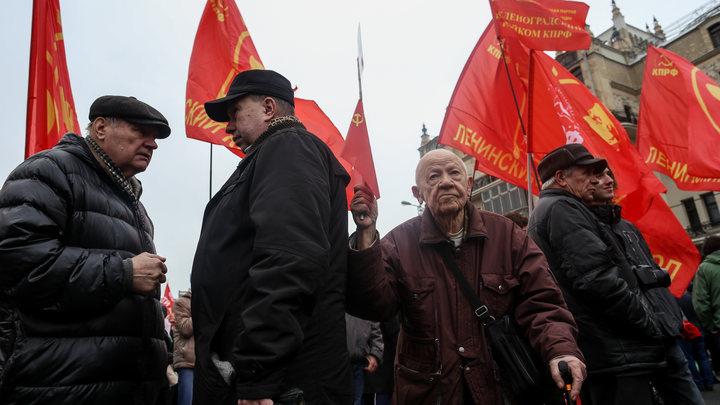 Красное безумие: Глава московского КПРФ обвинил Путина в связях с Ходорковским