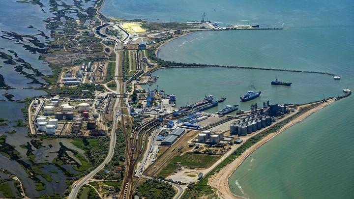 В ЕС обсуждают возможность ввести санкции против Крымских морских портов