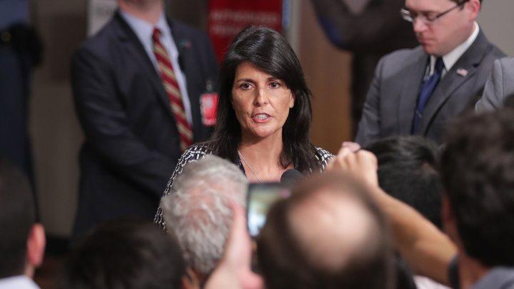 Хейли объяснила причины отказа занять пост госсекретаря США