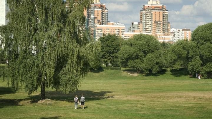 Москвичам обещали самое жаркое с начала ХХ века бабье лето