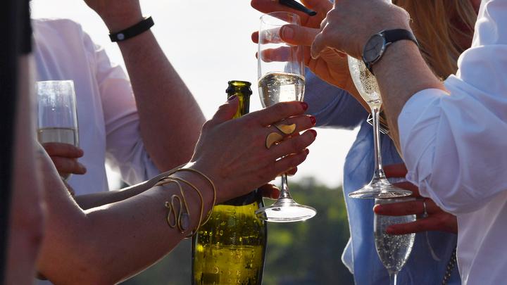 В Минздраве развенчали миф о русском пьянстве