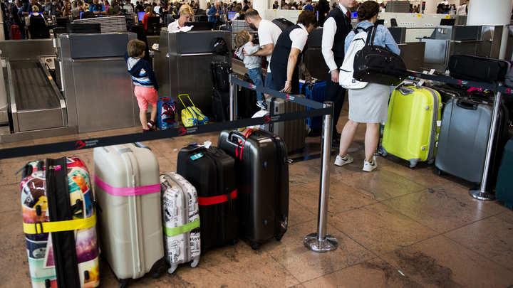 Блэкаут в аэропорту Жуковский: Пассажиры в панике