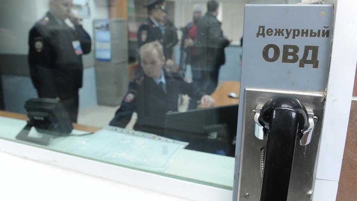 Удальцова отпустили из ОВД после профилактической беседы