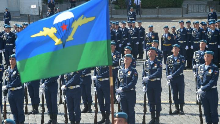 Учения Запад-2017: К танковой бригаде присоединились три подразделения ВДВ