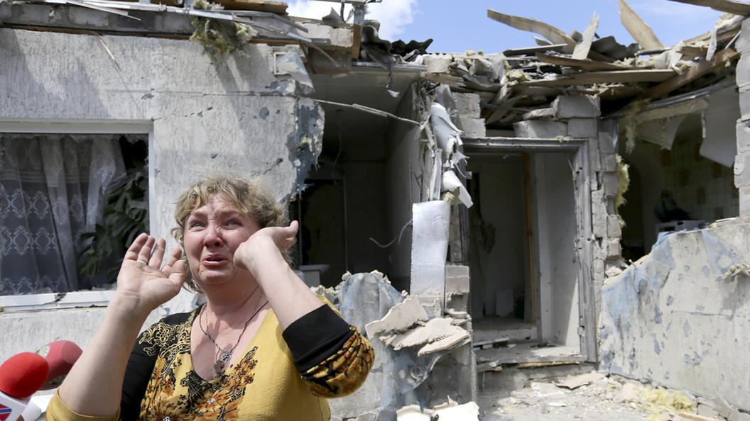 В Донбассе снова горячо