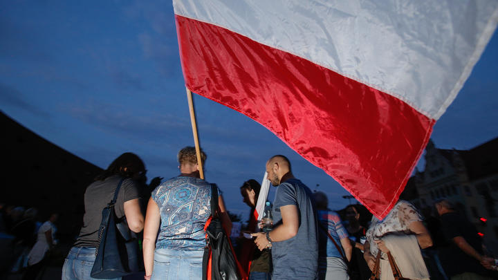 Польша ответила на русофобию мотопробегом
