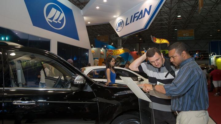 До середины 2018 года Lifan запустит в России продажи MPV Xuanlang и нового X60