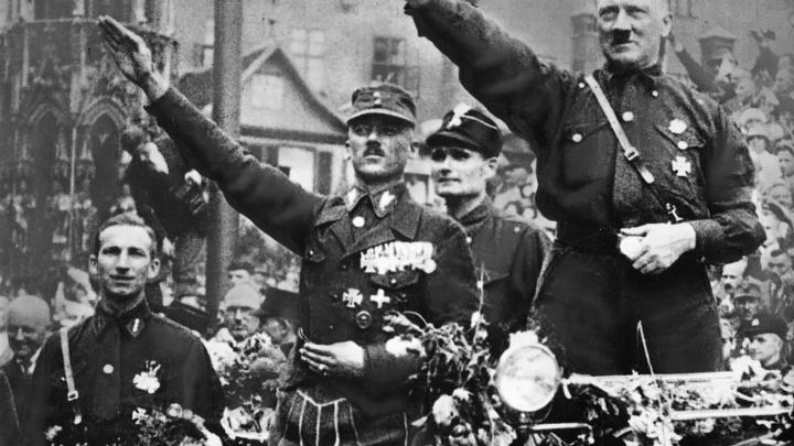 В подвалах парламента Австрии нашли бюсты Гитлера