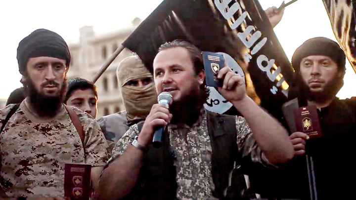 Иран заявил о наличии доказательств поддержки Соединенными Штатами террористов ИГ