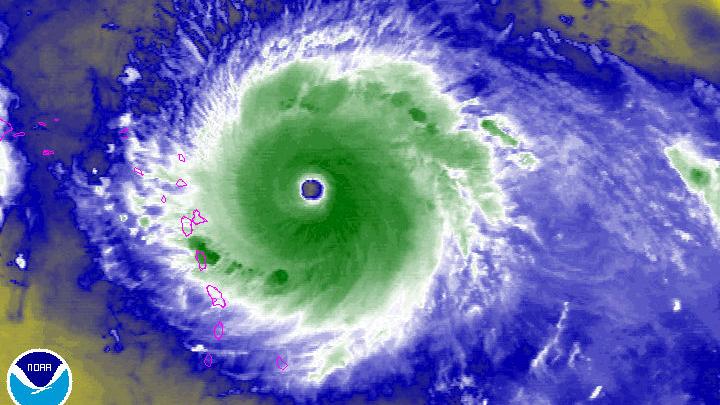 На Приморье надвигается страшный шторм