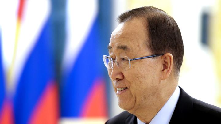 Украина обиделась на ООН из-за России