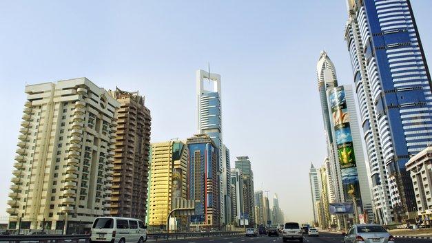 В Дубае полицию решили заменить на современные технологии