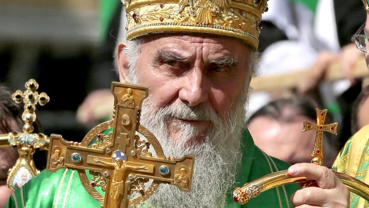 Патриарх Сербский Ириней: Проблема Украины - это проблема всей Церкви