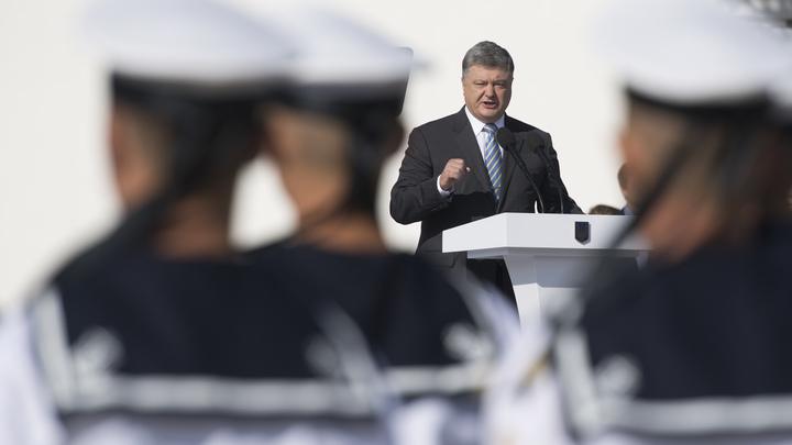 Порошенко соврал о выделении Киеву 500 млн долларов от Вашингтона