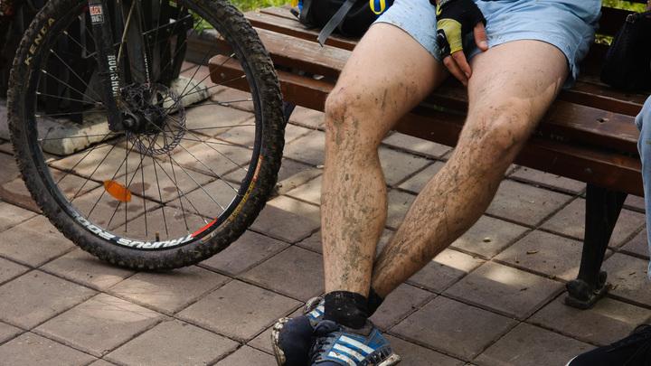 Весь мир за 79 дней: шотландец обогнул земной шар на велосипеде
