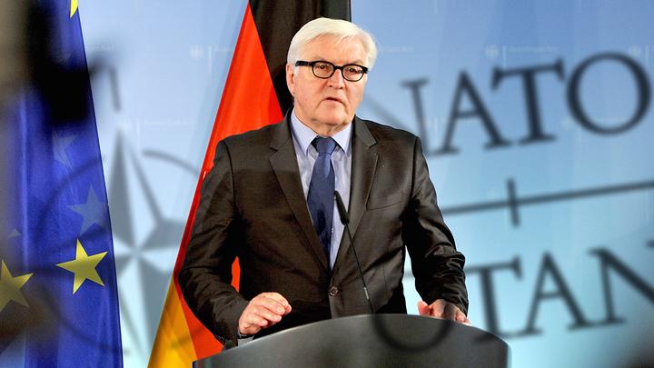 Штайнмайер против НАТО - немецкие СМИ против Штайнмайера