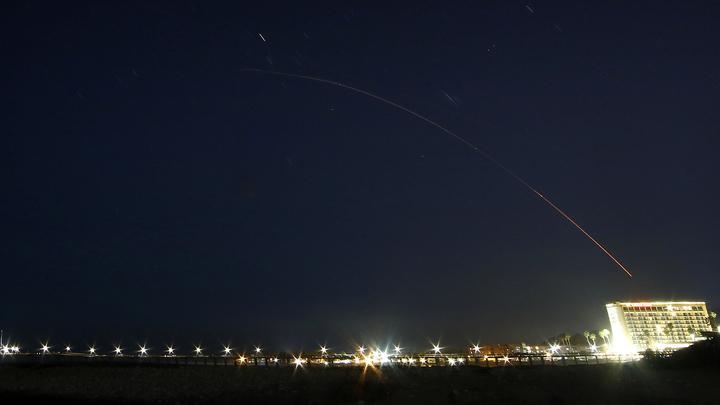 Межконтинентальную ракету Ярс испытали на космодроме Плесецк