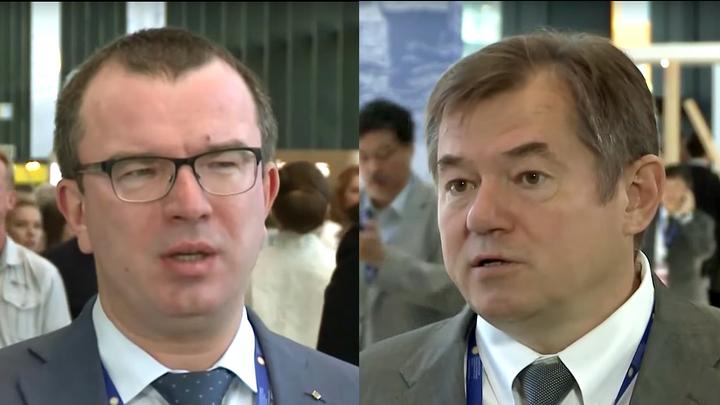 Сергей Глазьев: Правительство говорит Западу: Приходите и управляйте нами