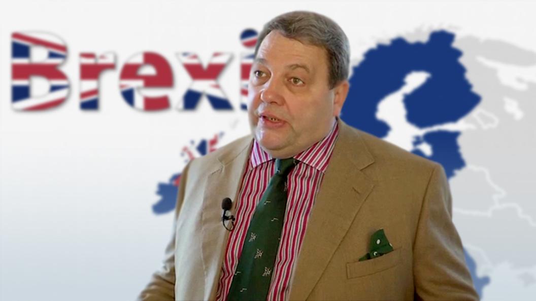 Евродепутат UKIP: Самое интересное в Евросоюзе -  то, что он не демократичен!