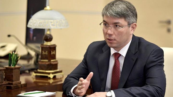 В Бурятии вступил в должность избранный на голосовании Алексей Цыденов