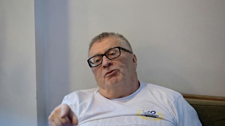 Жириновский: Если появятся больные депутаты, давайте их штрафовать