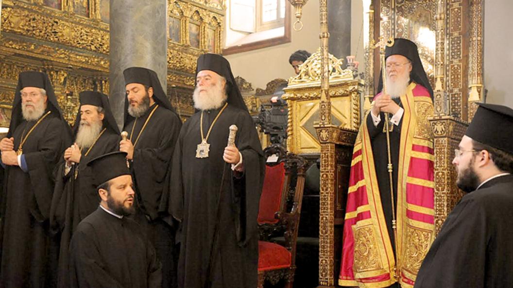 Критский Собор - собор православного меньшинства