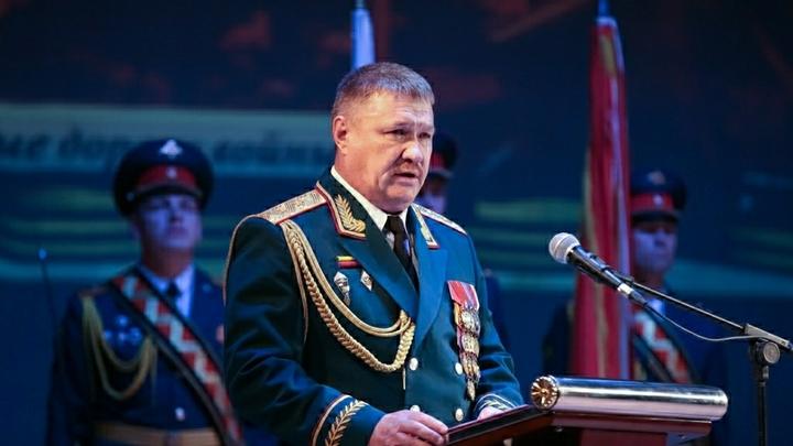 В Приморье назвали погибшего в Сирии генерала Асапова настоящим героем и патриотом
