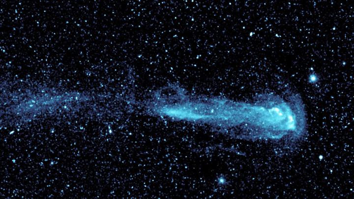 Ученые нашли звезду смерти, пожирающую планеты