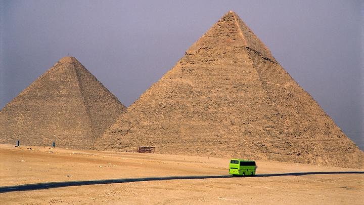 Древнеегипетский прораб раскрыл тайну создания пирамид