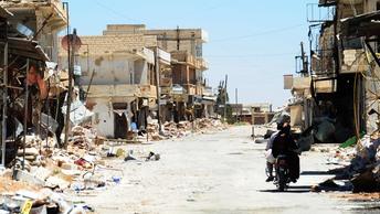 Россия добивается разблокировки таможенного перехода для доставки грузов в Сирии