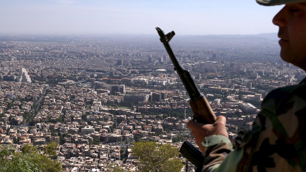 Сирия: Готовится переходное правительство