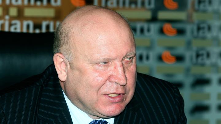 После отставки Шанцев выбирает между постом сенатора и госкорпорацией