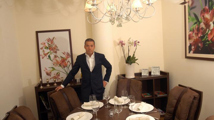 Известного ресторатора подросток избил в московском ресторане