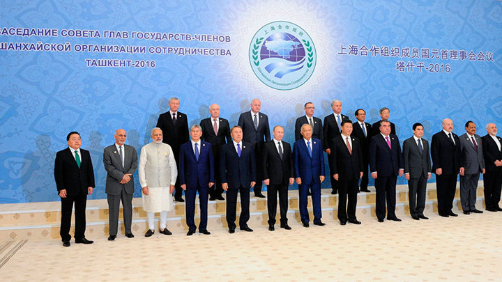ШОС превращают в евразийского арбитра