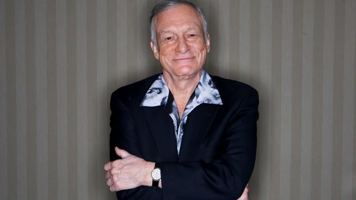 Я всегда был в окружении девушек вашей мечты, - умер основатель журнала Playboy