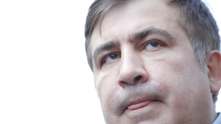 Саакашвили позвал Яроша в гости в свою киевскую квартиру