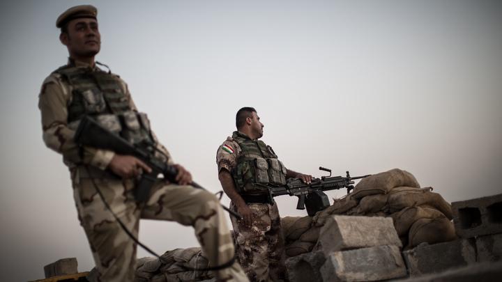 Курды отказались возвращать Ираку отвоеванный ими у ИГИЛ нефтеносный Киркук