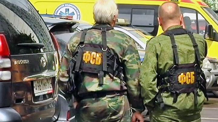 НАК проводит антитеррористические учения в Саратове