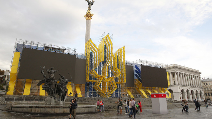 Украина готовится праздновать годовщину Майдана