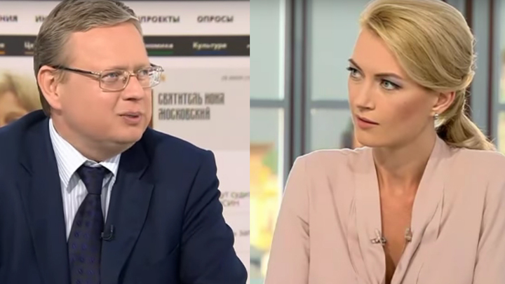 Михаил Делягин: Меркель строит Четвертый рейх