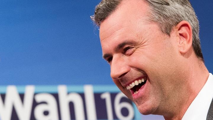 Повторные выборы президента в Австрии пройдут осенью